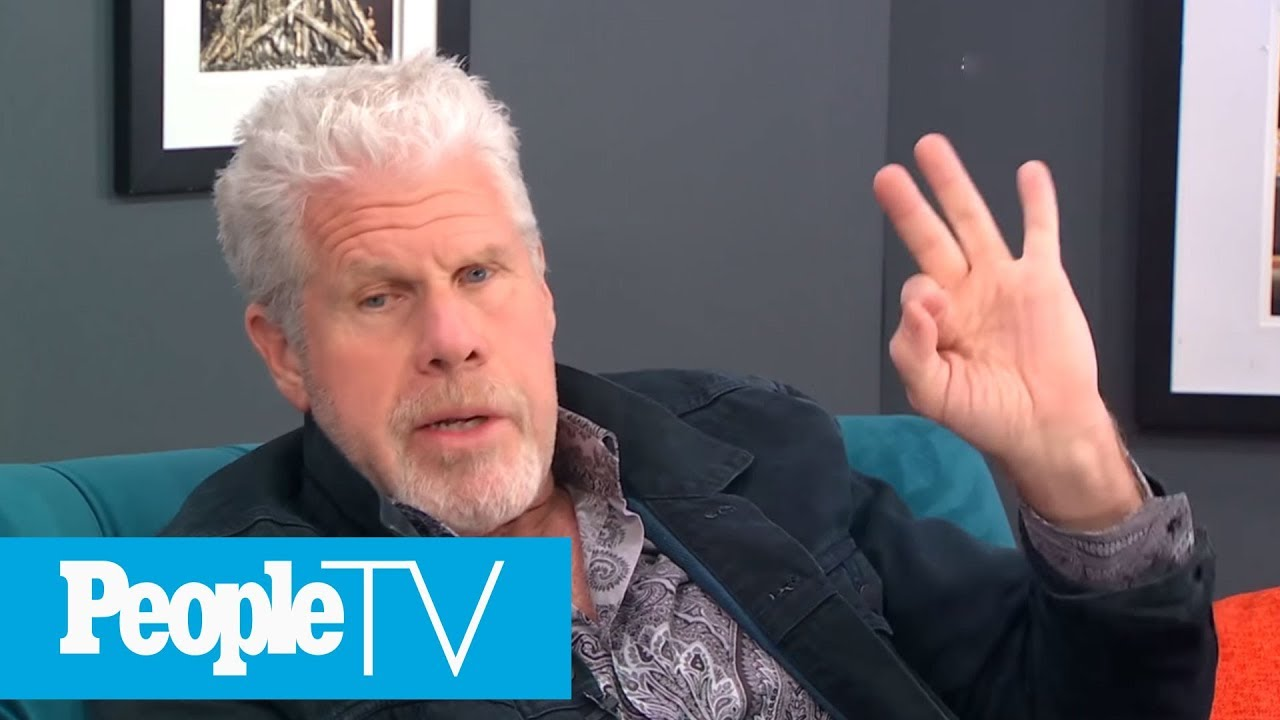 Guillermo Del Toro Fought For 7 Years To Have Ron Perlman Star As 'Hellboy' | PeopleTV
