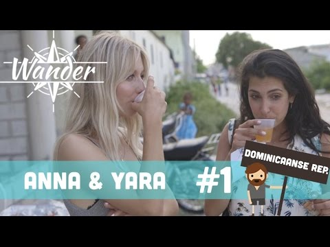 Shotjes challenge?! | Anna & Yara #1 - Wander Dominicaanse Republiek