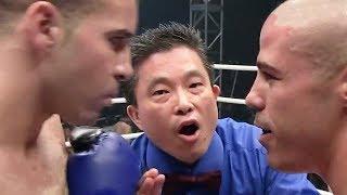 Download Самый зрелищный бой в истории - Комментатор обезумел / Майк Замбидис против Шахида Оулада Mp3 and Videos