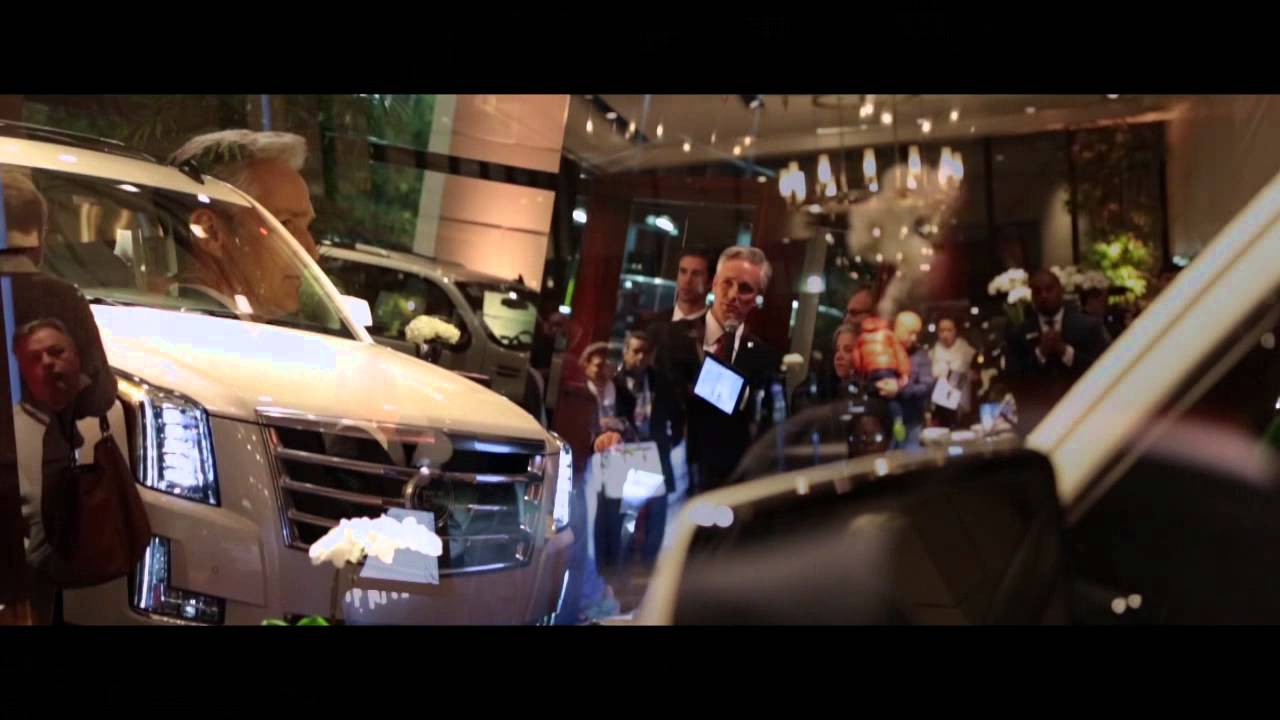 2015 Cadillac Escalade Launch Event Sewell Cadillac Youtube