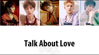 [2.95 MB] NU'EST (뉴이스트) - 'Talk About Love' LYRICS (Color Coded ENG/ROM/HAN)
