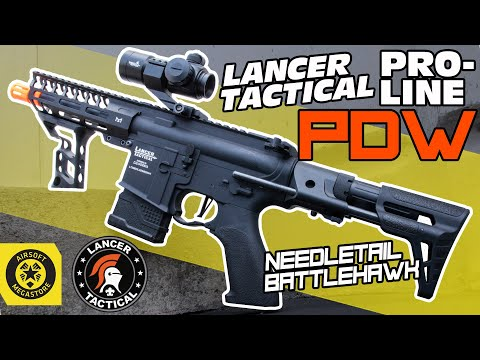 Downsizing the ProLine | Lancer Tactical ProLine PDW | Full Review Airsoft Megastore