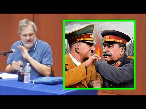 Slavoj Zizek — The Difference between Communism and Fascism