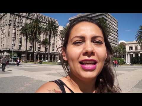 Vlog em Montevideo por Maya - Ciudad Vieja, Mercado do Porto, Rambla, Grow shop Cannabis