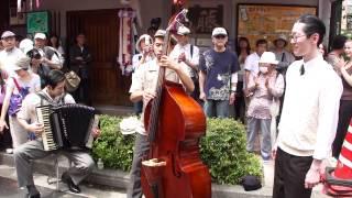 丘を越えて 東京大衆歌謡楽団  2012.7.8