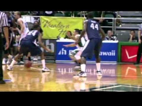 Deonte Burton Nevada Sophomore WAC Player of the Year Video