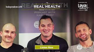 Real Health Podcast: Your Christmas fitness wish list