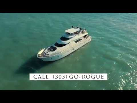 Rogue Lifestyle Yacht Party Charters