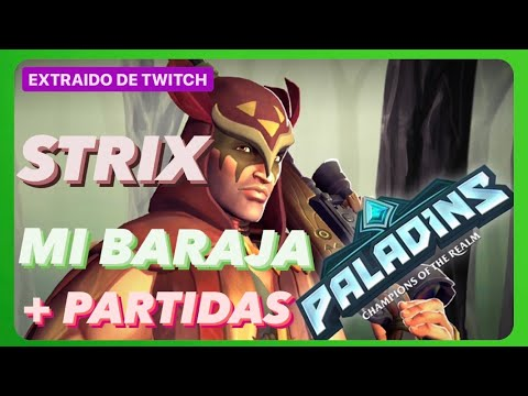 PALADINS PS4 STRIX