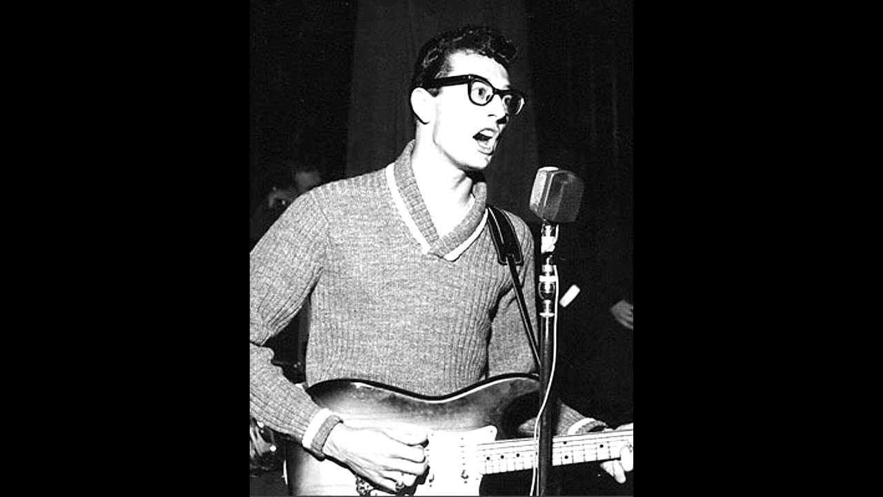 Buddy Holly - Learning The Game - from The Apartment Tapes ...