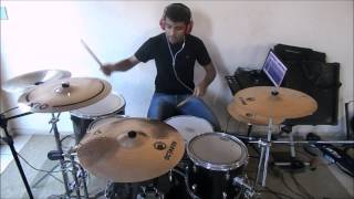 Red - Who We Are -  Drum Cover Alex Hallison