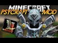 NEW Minecraft Mod Showcase: PSYCRAFT! SICK ARMOR! GYROCOPTERS! (1.2 Review)