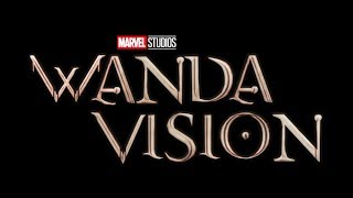 Wanda Vision  - Opening Titles -  Disney+ TV Series Concept
