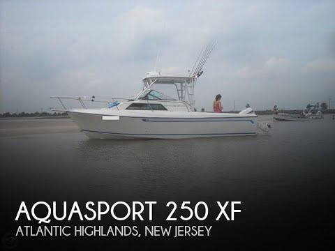 Used 1984 Aquasport 250 XF For Sale In Chadds Ford Pennsylvania