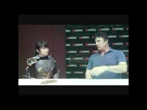 Richard Epcar Interview at MTAC 2012