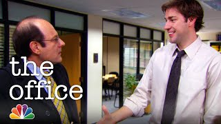 Jim Saves Pam's Job - The Office