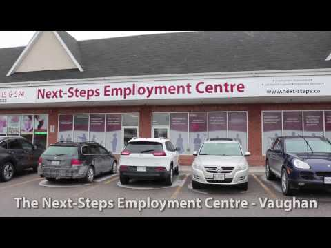 Event at Next-Steps Employment Centre - Vaughan