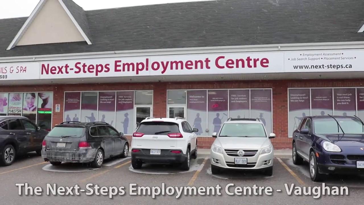 Event at Next-Steps Employment Centre - Vaughan (Short Version)