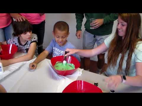 Making Slime with the Blue Jay Academy of West Volusia