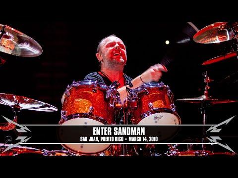 Metallica: Enter Sandman (MetOnTour - San Juan, Puerto Rico - 2010) Thumbnail image