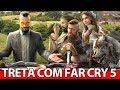 Far Cry 5 e a TRETA da RELIGIÃO