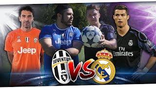 JUVENTUS TURIN vs. REAL MADRID - CHAMPIONS LEAGUE FINALE 2017 | ELFMETERSCHIEßEN PROGNOSE - PMTV