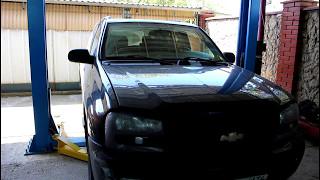 видео Тестдрайв CHEVROLET TrailBlazer  LTZ