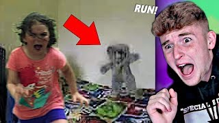 CREEPIEST Dolls Caught MOVING On Camera..