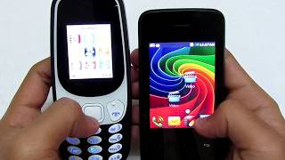Micromax X900 the cheapest mobile in India touch screen