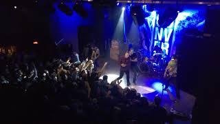 Converge - Reptilian (The Dusk In Us Tour 2017, ATL)