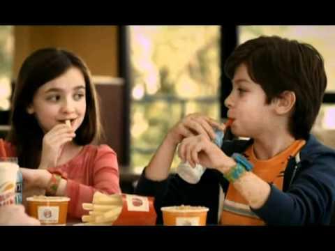 Will Shadley Amp Ashley Boettcher Burger King Sponge Bob