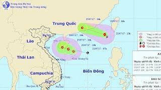 Tin Bão Mới Nhất: Tin bão trên biển Đông (Roke) - Cơn bão số 3