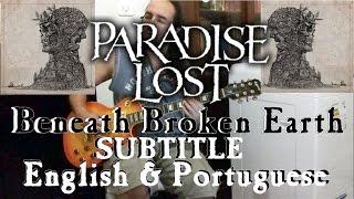 PARADISE LOST - Beneath Broken Earth (cover) Resimi