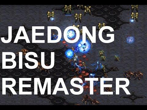 Bisu (P) v Jaedong (Z) on Circuit Breakers - StarCraft  - Brood War REMASTERED