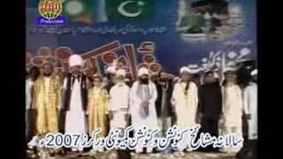 Pak Sar Zameen Shad Bad