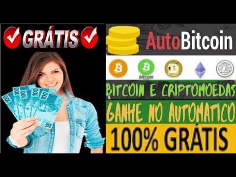 [ AUTOBITCOIN ] Pagamento Instantâneo | Ganhe no AUTOMÁTICO Bitcoin e CriptosMoedas | Renda Extra