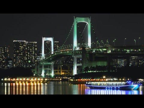 CENA LEGGENDARIA! ANNIVERSARIO GIAPPOTOUR SULLA BAIA DI TOKYO