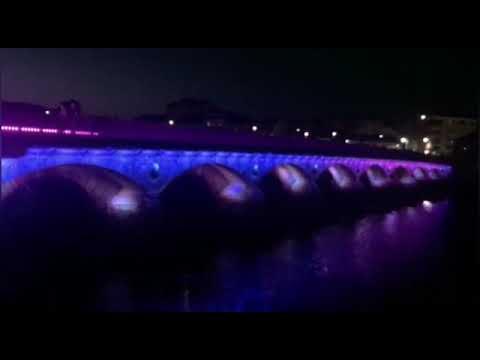 Inaugurada a ponte do Burgo tras a súa reforma