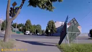 Соловьева улица Йошкар-Ола на велосипеде