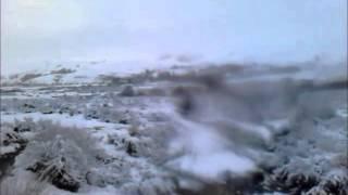 Neu / Pire / Nieve - Pas de Mamuil Malal (Xile)