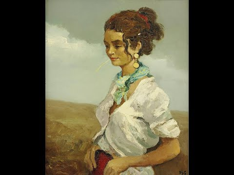 Marcel Dyf (1899-1985) French Impressionist painter ✽ Francis Goya / And I Love Her