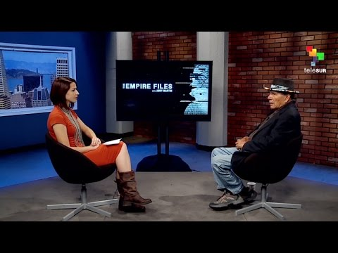 Empire Files: Fighting at Standing Rock with AIM Founder Dennis Banks