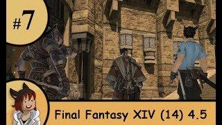 FFXIV Stormblood 4.5 Blue mage part 7 - Blue gold