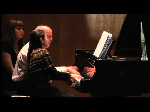 Gary Carpenter: After Braque (World Premiere of Piano Duet Version)