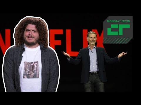 Netflix is now worth more than $100 billion  | Crunch Report
