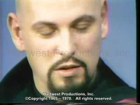 Anton LaVey On The Joe Pyne Show