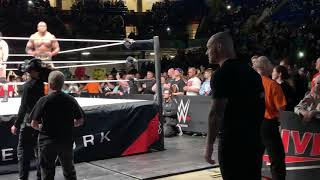The Shield's final Chapter: The Shield vs Corbin/Lashley/Mcintyre Ambrose's final weekend with WWE