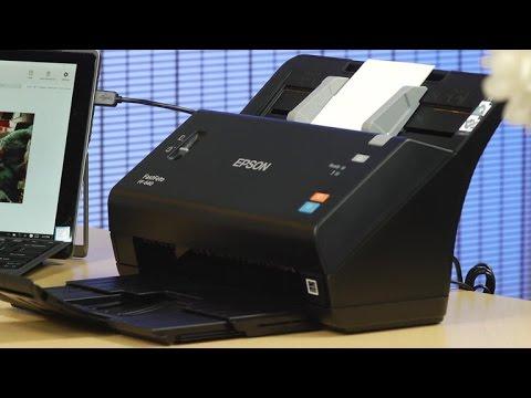 Epson FastFoto streamlines photo scanning