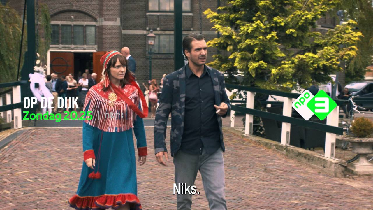 Telefilm: Op de Dijk. Nieuwjaarsbrand in Volendam zo 1 mei 20:25 NPO 3