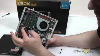 Zotac ZBOX ID83 Plus Overview + Benchmarks